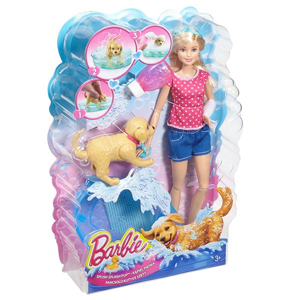 Lutka Barbie I kuca U Bazenu DGY83 - ODDO igračke