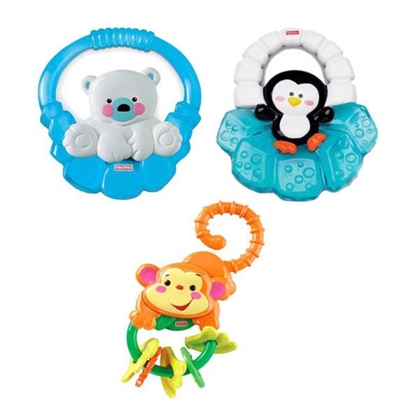 Zvečke i Glodalice Fisher Price MAR6449 - ODDO igračke