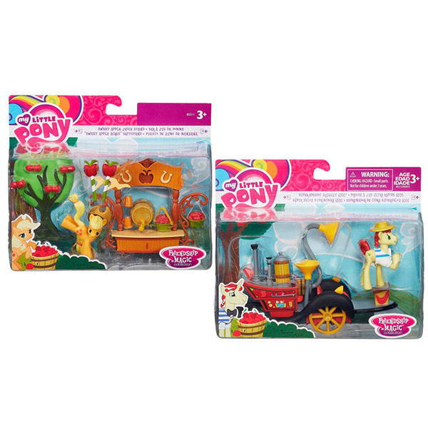 My little pony Fim Scene pack B2073 - ODDO igračke