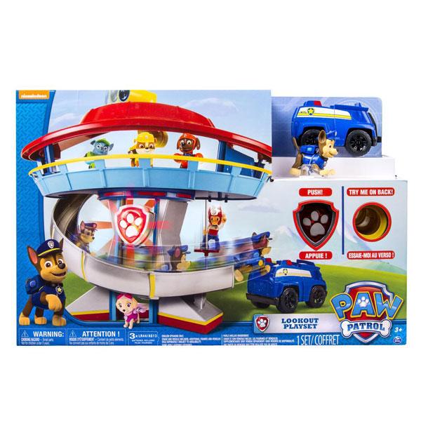Paw Patrol Set Stanica SM6022481 - ODDO igračke