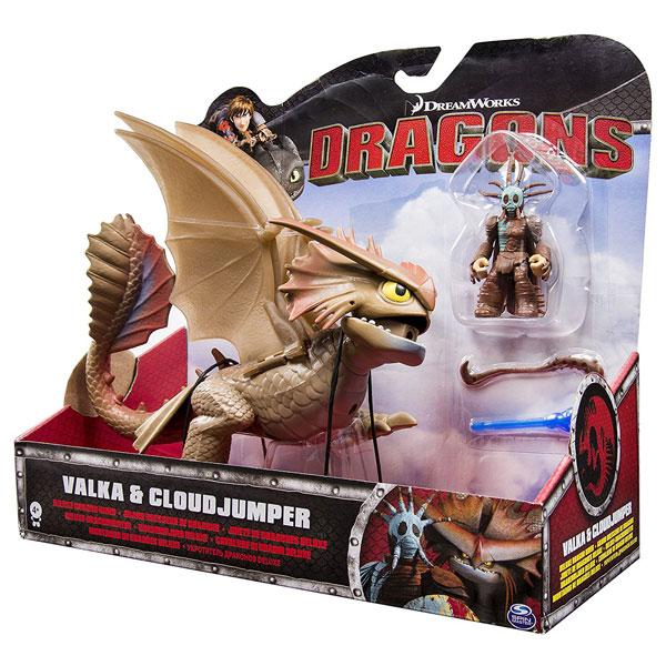 Dragons Deluxe Zmaj I Viking Set 6024755 - ODDO igračke