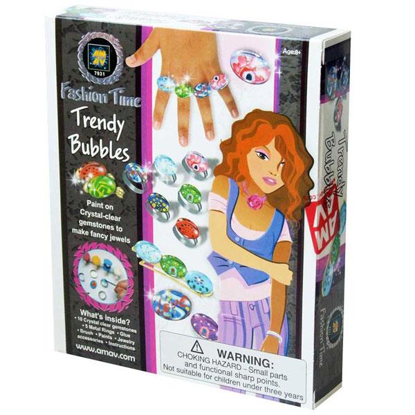 Diamant Toys Pravljenje prstenja set DM7931 - ODDO igračke