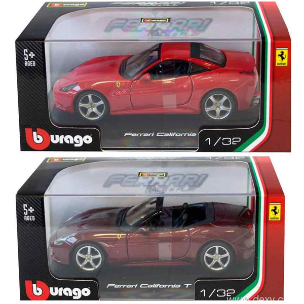 Burago Ferrari R&P Vehicles 1/32 BU46100 - ODDO igračke