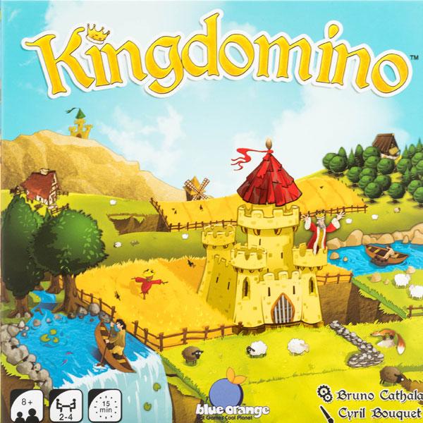 Društvena igra BO Kingdomino  - ODDO igračke