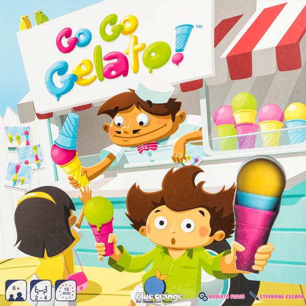 Društvena igra BO Go Go Gelato - ODDO igračke