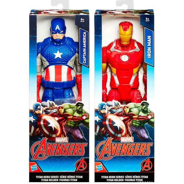 Avengers Titan Hero figura 30cm B6660 - ODDO igračke