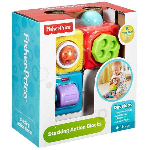 Interaktivne Kocke Fisher Price MADHW15 - ODDO igračke