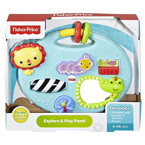 Fisher Price Panel Za Igru MACMY39 - ODDO igračke
