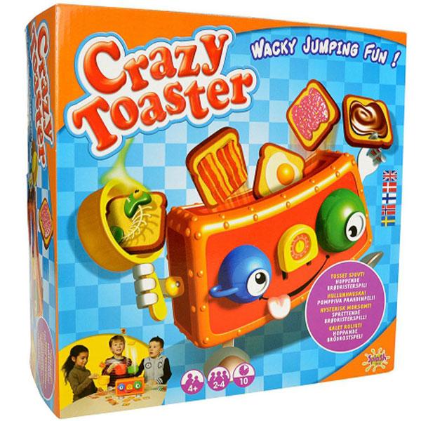 Društvena igra Crazy Toaster SP30106 - ODDO igračke