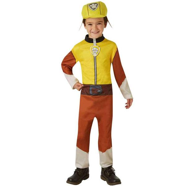 Kostim Paw Patrol Rubble RU630720S - ODDO igračke