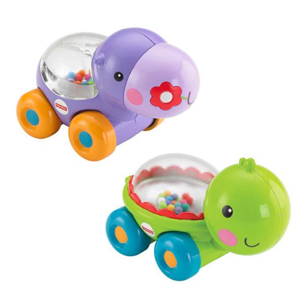 Fisher Price Moje Prvo Vozilo MABGX29 - ODDO igračke
