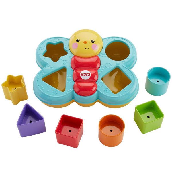 Leptir Sa Oblicima Za Slaganje MACDC22 - ODDO igračke