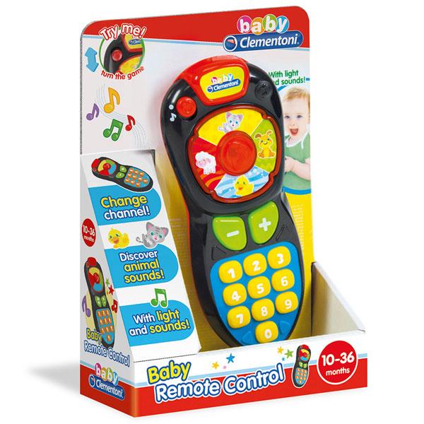 Baby Daljinski upravljač Clementoni CL17180 - ODDO igračke