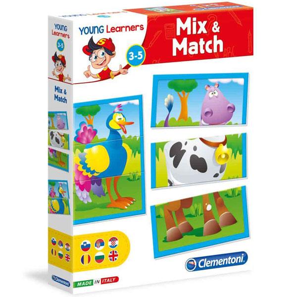 Mali Istraživači Mix N Match Clementoni CL50507 - ODDO igračke