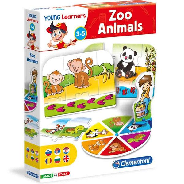 Mali Istraživaži Životinje CL50509 - ODDO igračke
