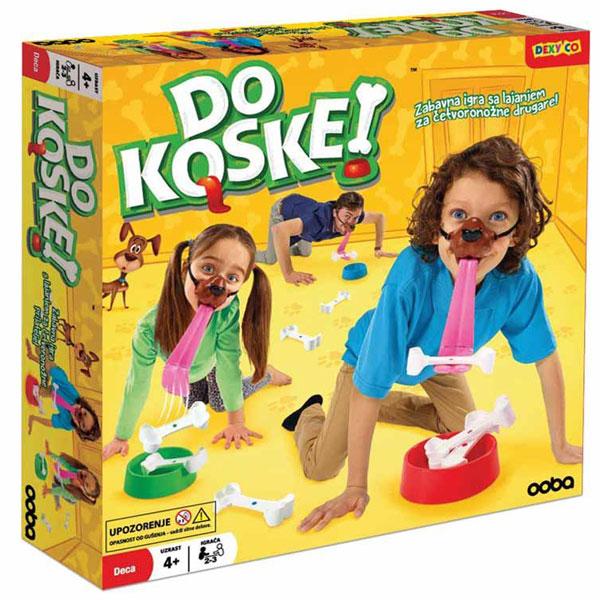 Društvena igra Do Koske LS1909 - ODDO igračke