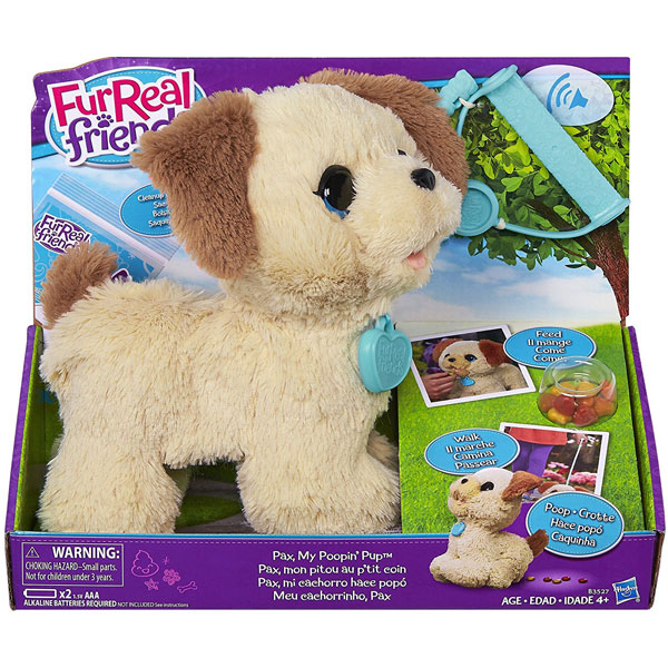 FurReal Friends Pax My Poopin Pup C2178 - ODDO igračke
