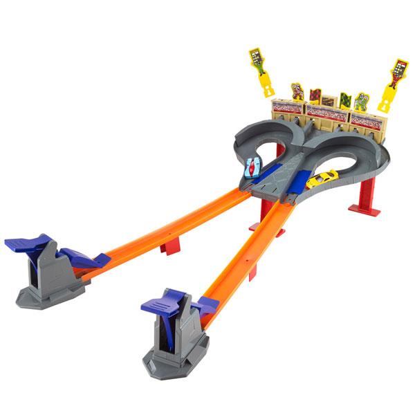 Hot Wheels Set Super Brzina Sa 2 Staze MACDL49 - ODDO igračke