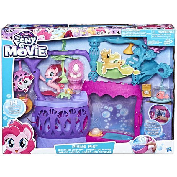 My Little Pony Movie Podvodni Zamak C1058 - ODDO igračke