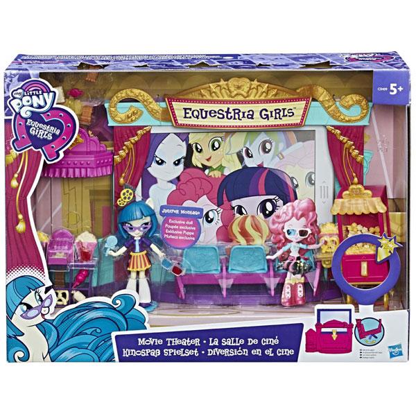 My Little Pony Pozorište C0409 - ODDO igračke
