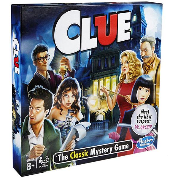 Društvena igra Clue A5826 - ODDO igračke