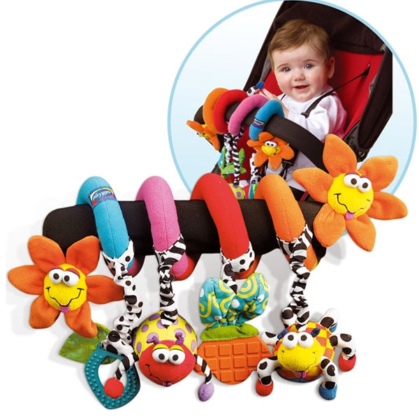 Playgro pliš za kolica 111885 - ODDO igračke