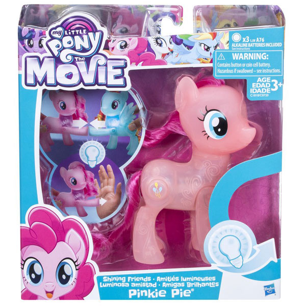 My Little Pony Movie Shining Friends C0720 - ODDO igračke