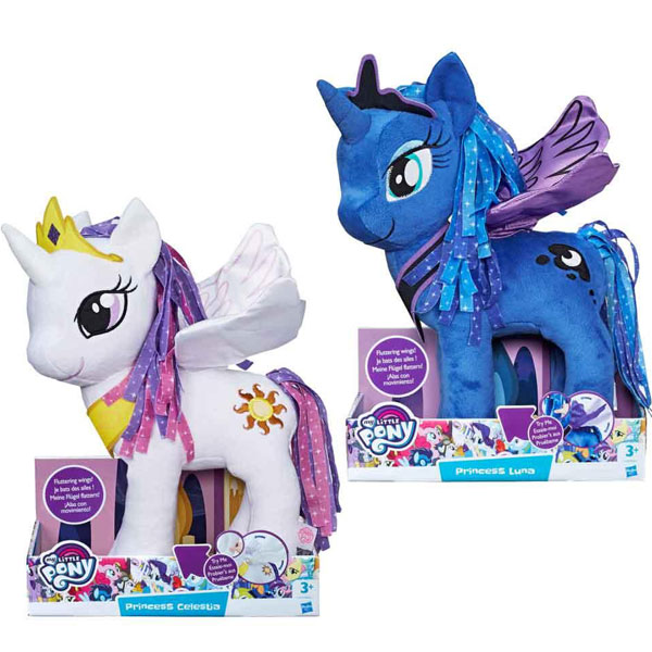 My Little Pony Feature Wings Plush ass B9821 - ODDO igračke