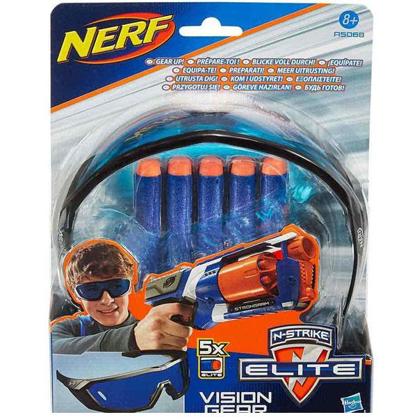 Nerf Municija i naočare A5068 - ODDO igračke