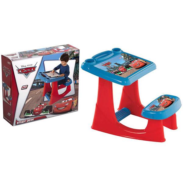 Dečiji stočić sa klupicom Cars DEDE 030518 - ODDO igračke