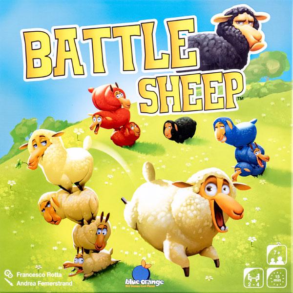Društvena igra BO Battle Sheep - ODDO igračke