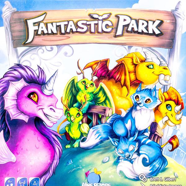 Društvena igra BO Fantastic Park - ODDO igračke