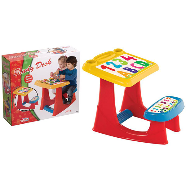 Stočić sa klupicom Dede 030525 - ODDO igračke
