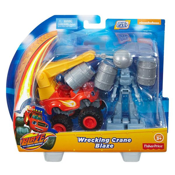 Blaze Set Za Igru MACGK18 - ODDO igračke