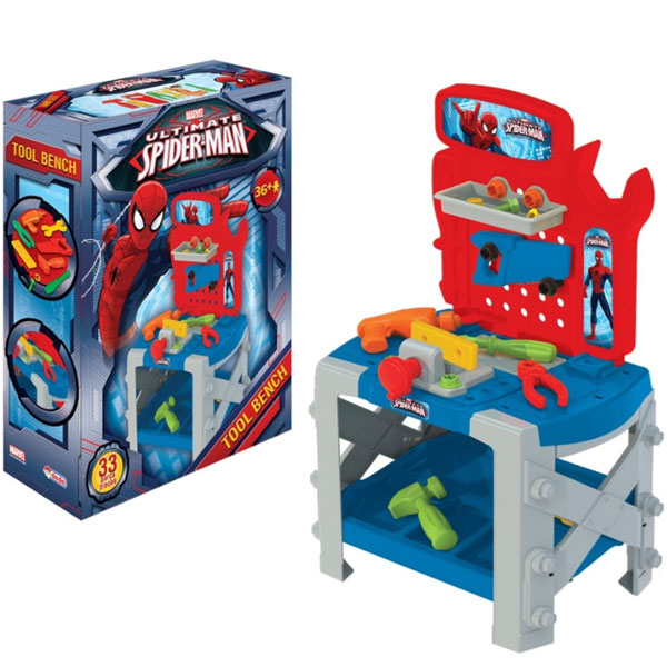 Alatska Radionica 33 elementa Spiderman 030341 - ODDO igračke