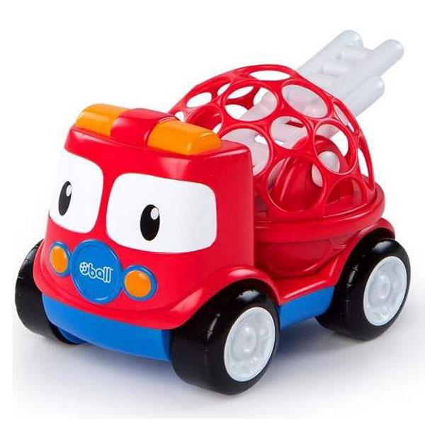 Igračka Oball Go Grippers Fire Truck SKU10940 - ODDO igračke