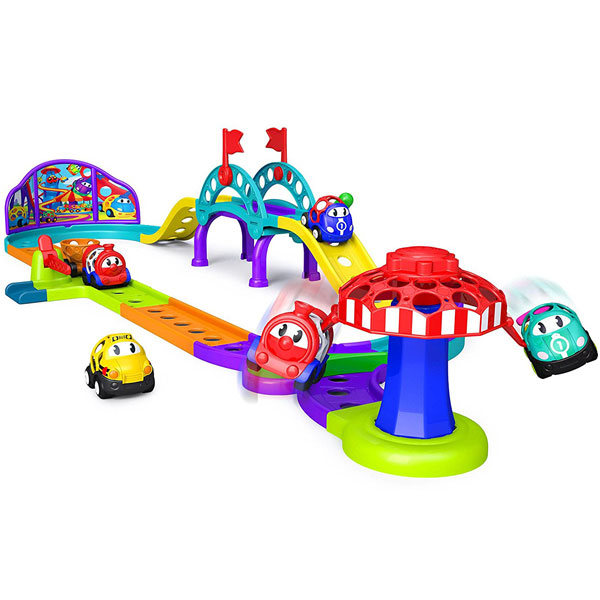 Igračka pista Oball Go Grippers Adventure Park Playset SKU11270 - ODDO igračke