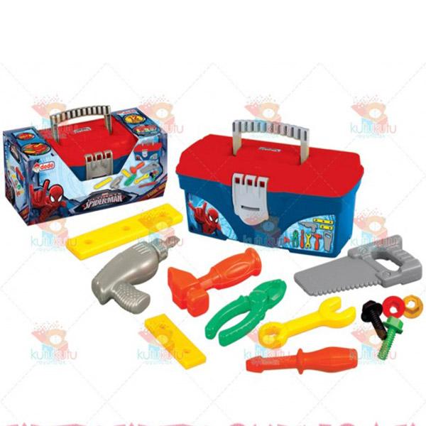 Alat set u kutiji DEDE Spiderman 030358 - ODDO igračke