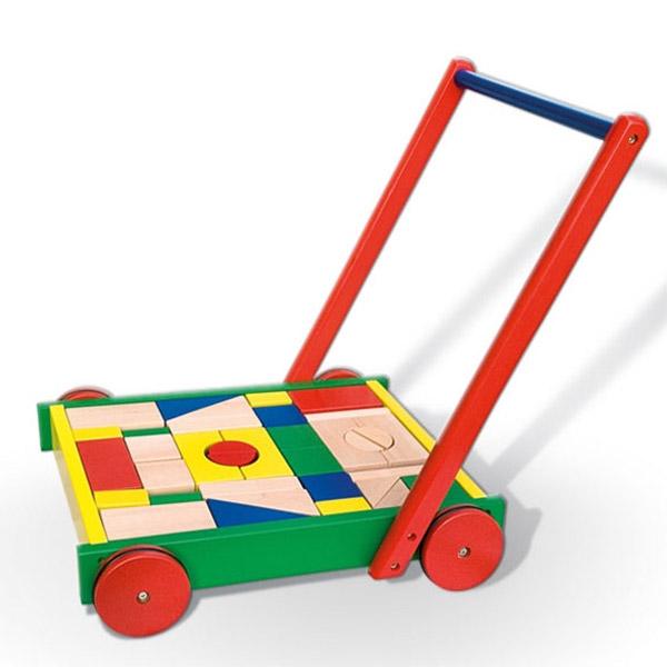 Viga geometrijski oblici u kolicima 50306B 7715  ODDO igračke
