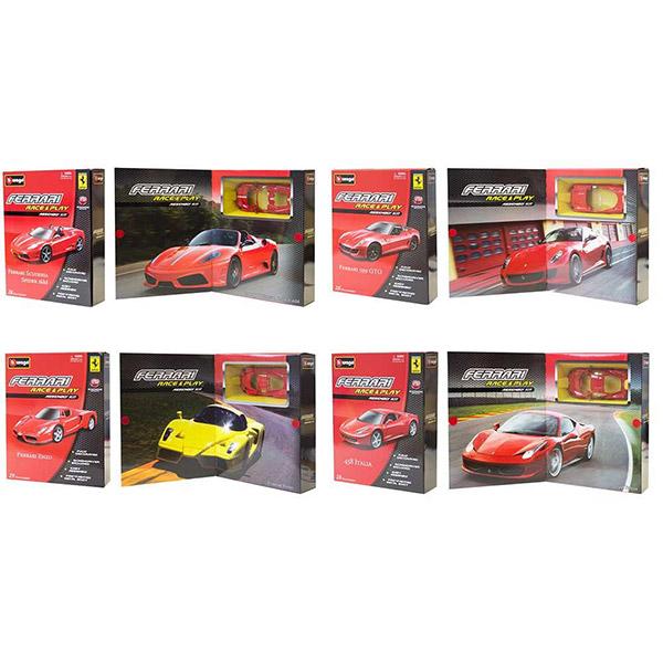 Burago Ferrari kits 1/32 BU45200 - ODDO igračke