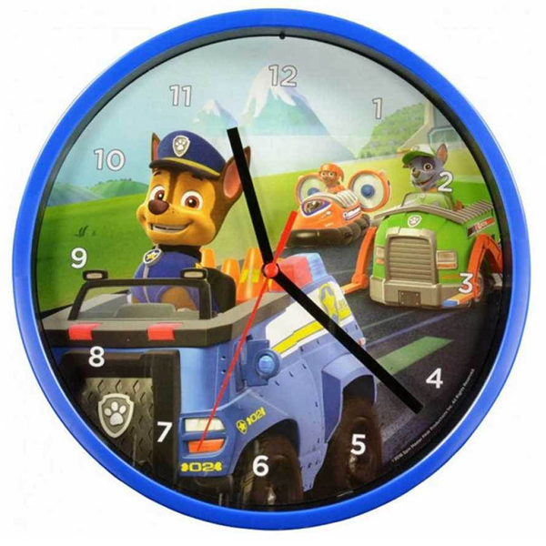 Sat zidni Paw Patrol 22,5cm 121985 - ODDO igračke