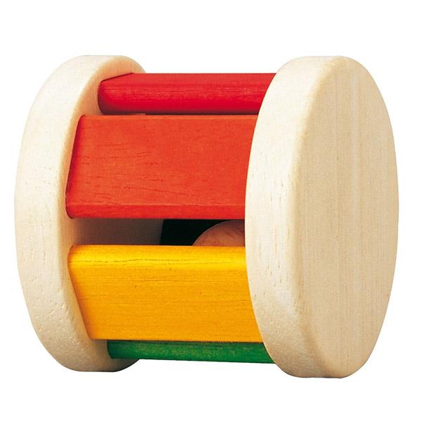 PlanToys Drvena zvečka - VALJAK 5220 - ODDO igračke