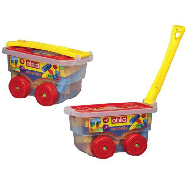 Kocke u kolicima Bildo 04/5507 - ODDO igračke