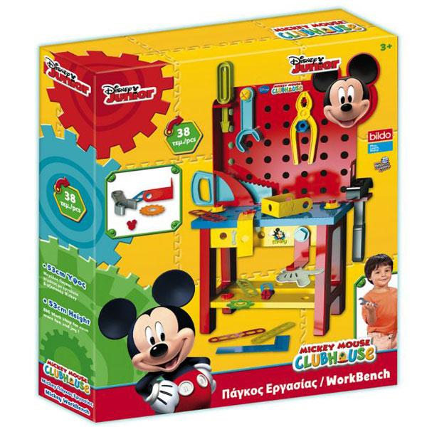 Alatska radionica Mickey Mouse Bildo 04/8402 - ODDO igračke