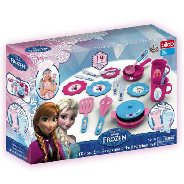 Kuhinjski set Frozen Bildo 04/8706 - ODDO igračke