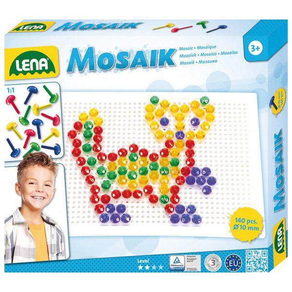 Lena bockalice 140 delova 802708 - ODDO igračke