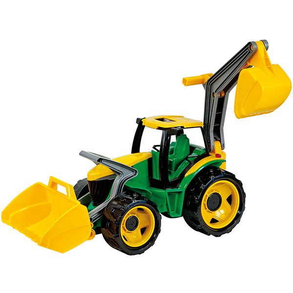 Traktor rovokopač Lena 780105 - ODDO igračke