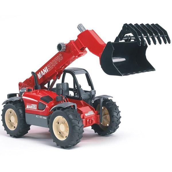 Bager Manitou Telescopic MLT 633 Bruder 021252 - ODDO igračke