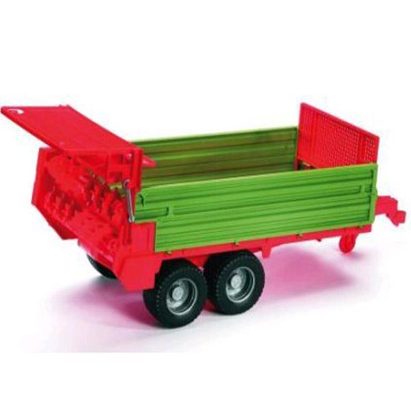 Prikolica Bruder Krone 022099 - ODDO igračke