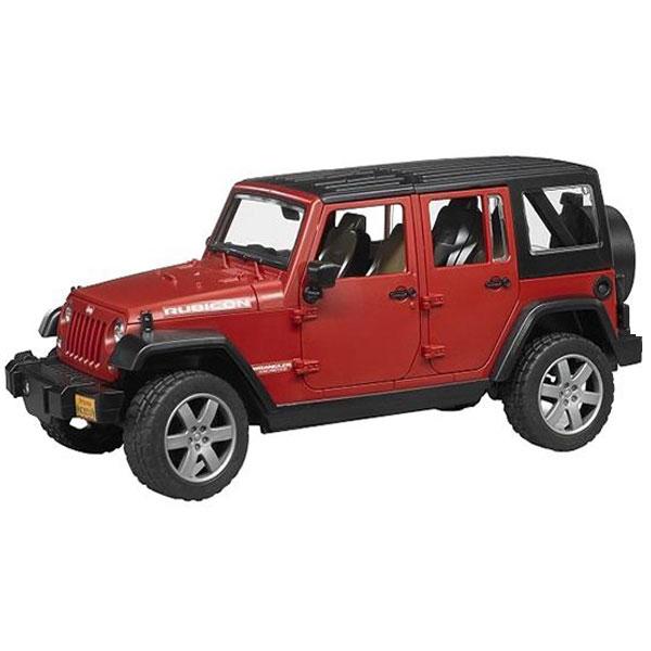 Džip Bruder Jeep Wrangler Unlimited Rubicon 025250 - ODDO igra�ke